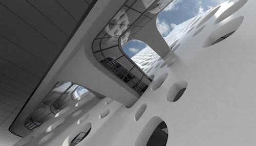 O-14, designed by Reiser + Umemoto