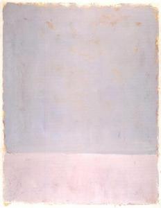 "Mark Rothko, ""Untitled, 1969,"" acrylic on paper mounted on canvas (136.5cm x 108cm)"