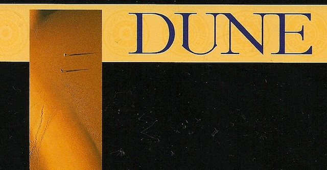 Detail of cover of Dune